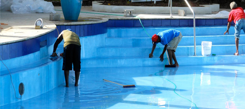 peoria swimming pool contractor